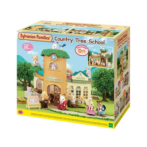 SYLVANIAN FAMILIES: FAMILY SEVEN SEATER (5274)