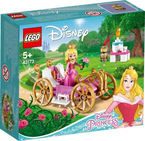 LEGO 43173 DISNEY PRINCESS - Aurora's Royal Carriage