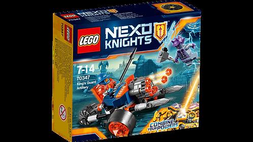 LEGO 70347 NEXO KNIGHTS - King's Guard Artillery