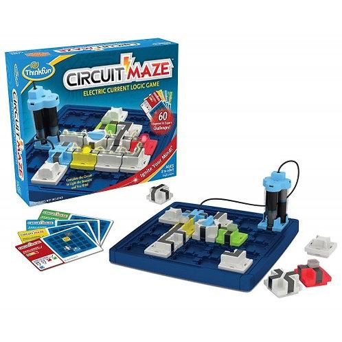 LOGIC GAME CIRCUIT MAZE™ (001008)