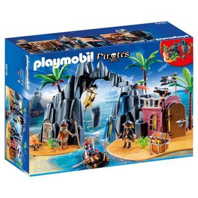 PLAYMOBIL 6679 PIRATES - Treasure Island