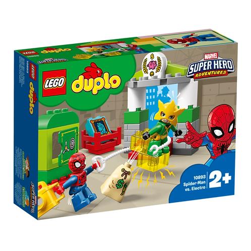 LEGO 10893 DUPLO - Spider-Man vs. Electro