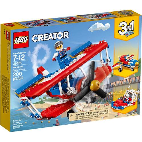 LEGO 31076 CREATOR - Daredevil Stunt Plane