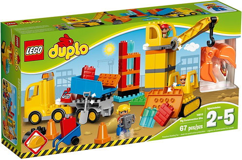 LEGO 10813 DUPLO - BIG CONSTRUCTION SITE