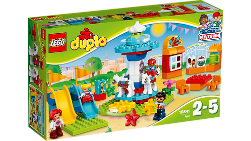 LEGO 10841 DUPLO - Fun Family Fair