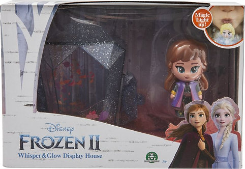 DISNEY FROZEN II WHISPER AND GLOW HOUSE WITH DOLL (FRN73000)