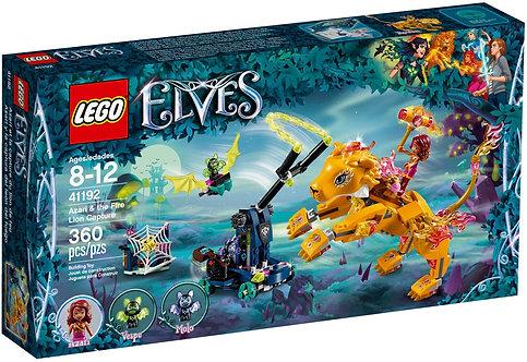 LEGO 41192 ELVES - Azari and the Fire Lion Capture