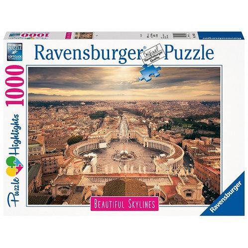 RAVENSBURGER 1000 PCS PUZZLE ROME
