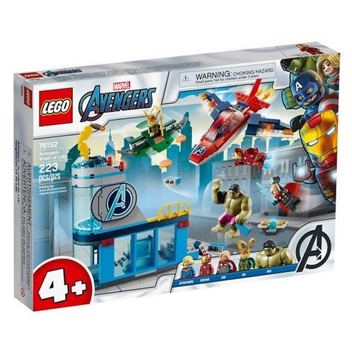 LEGO 76152 MARVEL - Avengers Wrath of Loki