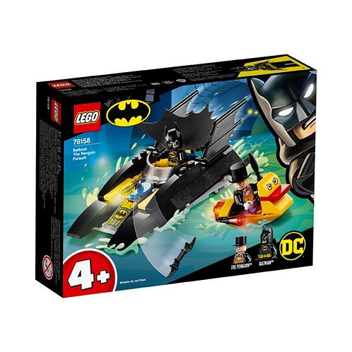 LEGO 76158 DC -  Batboat The Penguin Pursuit!