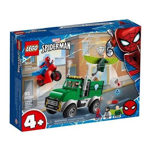 LEGO 76147 MARVEL - Vulture's Trucker Robbery