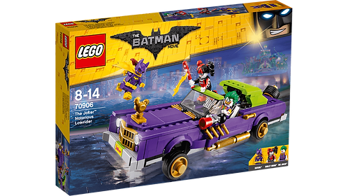 LEGO 70906 BATMAN - The Joker Notorious Low Rider