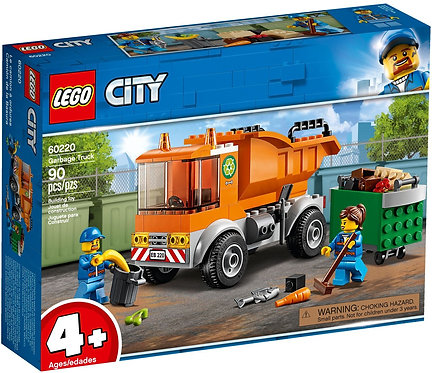 LEGO 60220 CITY - Garbage Truck