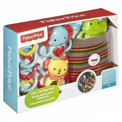 FISHER-PRICE - LINK N GO PLAY PACK