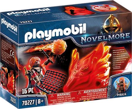 PLAYMOBIL 70227 NOVELMORE -  Burnham Raiders Spirit of Fire