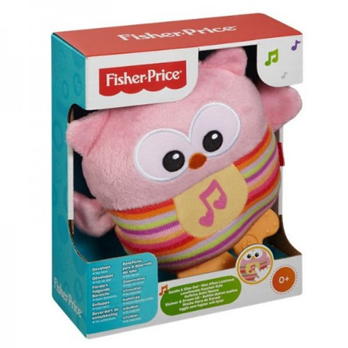 Fisher-Price Soothe & Glow Owl (Pink)