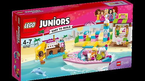 LEGO 10747 JUNIORS - Andrea & Stephanie's Beach Holiday