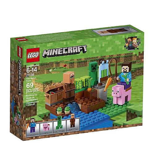 LEGO 21138 MINECRAFT - The Melon Farm