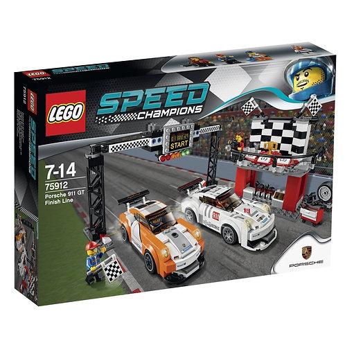 LEGO 75912 SPEED CHAMPIONS - Porsche 911 GT Finish Line