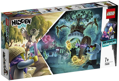LEGO 70420 HIDDEN SIDE - Graveyard Mystery