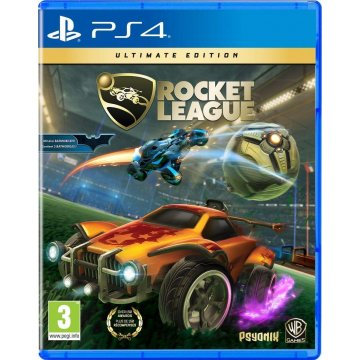 PS4 ROCKET LEAGUE ULTIMATE EDITION
