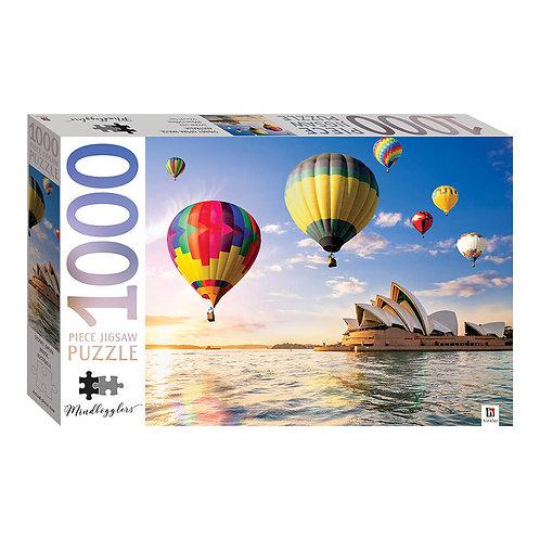 MINDBOGGLERS SYDNEY OPERA HOUSE AUSTRALIA 1000PCS