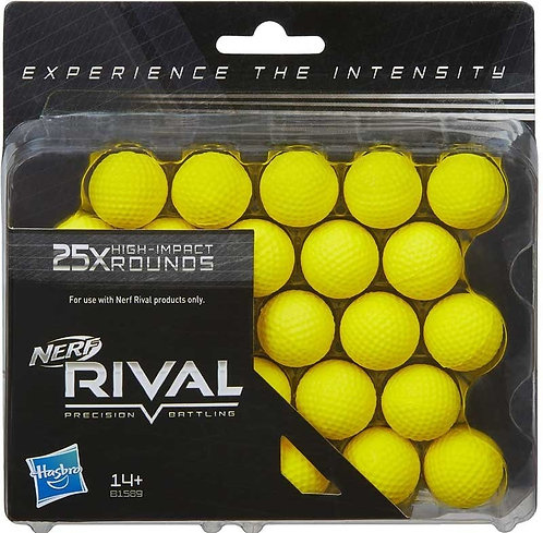 NERF RIVAL 25 ROUND REFILL (B1589)
