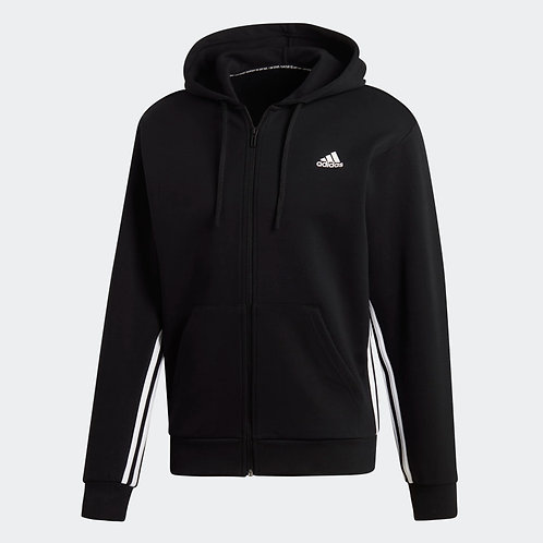 ADIDAS MUST HAVES 3-STRIPES HOODIE (DX7657)
