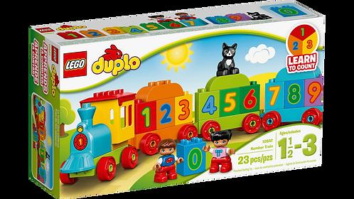 LEGO 10847 DUPLO - Number Train