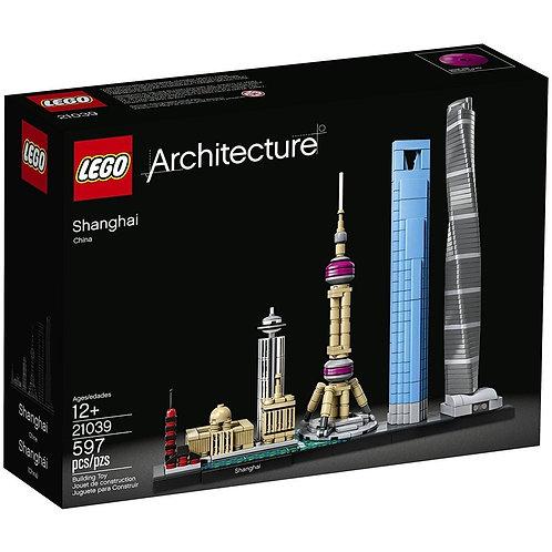 LEGO 21039 ARCHITECTURE - Shanghai