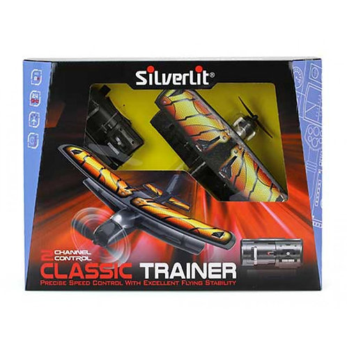 RC AIRPLANE SILVERLIT 2.4G CLASSIC TRAINER (2CH)