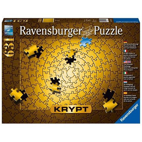 PUZZLE KRYPT GOLD 631 PCS