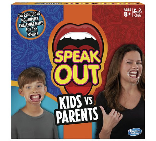Speak Out Kids Vs Parents in English