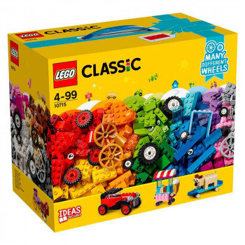LEGO 10715 CLASSIC - Bricks on a Roll