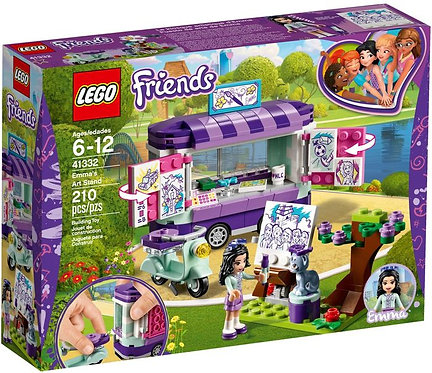 LEGO 41332 FRIENDS - Emma's Art Stand