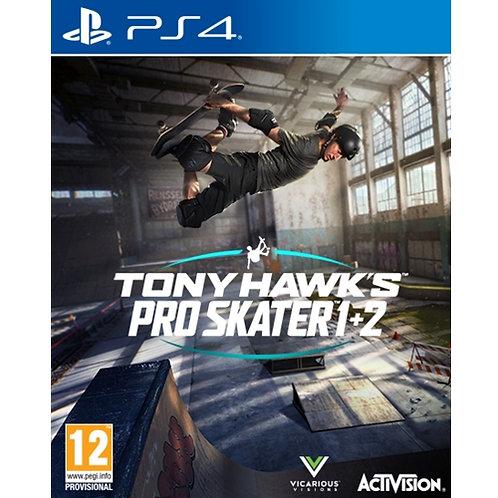 PS4 TONY HAWK PRO SKATER 1+2 REMASTERED