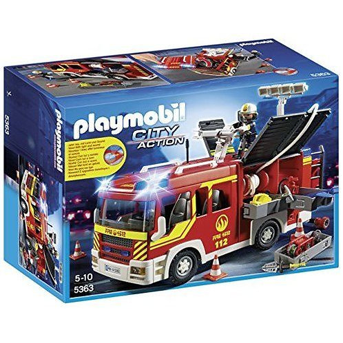 PLAYMOBIL 5363 CITY ACTION - Fire Engine
