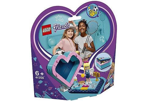 LEGO 41356 FRIENDS - Stephanie's Heart Box