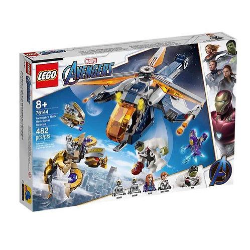 LEGO 76144 MARVEL - Avengers Hulk Helicopter Rescue