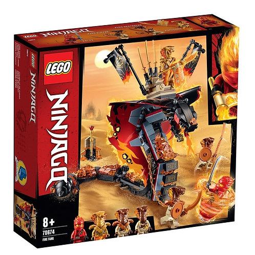 LEGO 70674 NINJAGO - Fire Fang