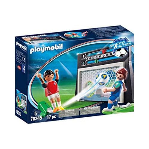 PLAYMOBIL 70245 SPORTS & ACTION - Soccer Shootout Contest