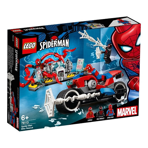 LEGO 76113 MARVEL - Spider-Man Bike Rescue