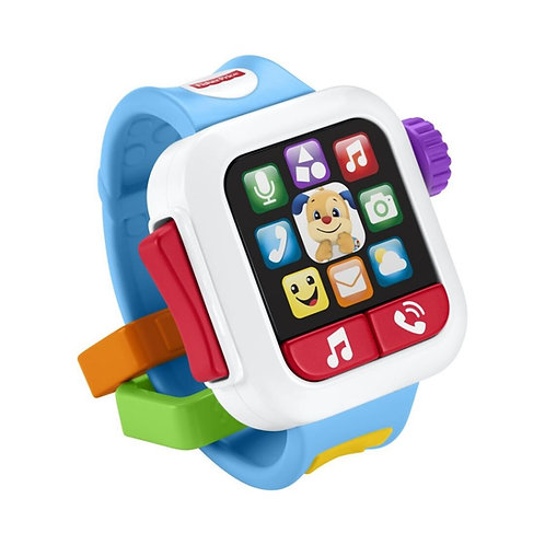 FISHER-PRICE LAUGH N LEARN SMARTWATCH (GMM41)