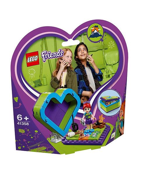 LEGO 41358 FRIENDS - Mia's Heart Box