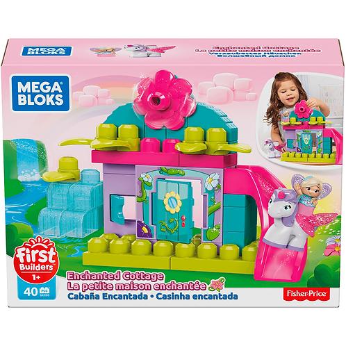 MEGA BLOKS MEGA BLOKS ENCHANTED COTTAGE (GKX80)