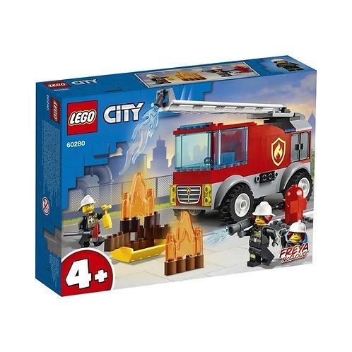 LEGO 60280 CITY - Fire Ladder Truck