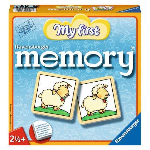 RAVENSBURGER EDUCATIONAL GAME MY FIRST MEMORY®