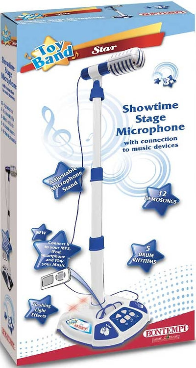 BONTEMPI SHOWTIME STAGE MICROPHONE