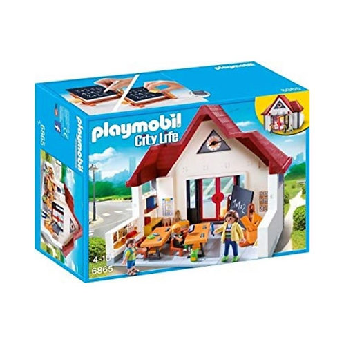 PLAYMOBIL 6865 CITY LIFE - School House