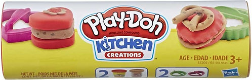 PLAY-DOH COOKIE CANISTER (E5100)